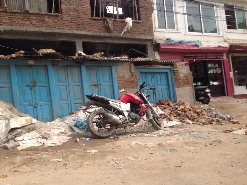 Streets of Nepal