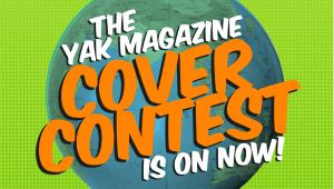 The Yak Magazine Cover Contest
