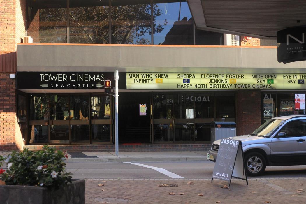 Tower cinemas