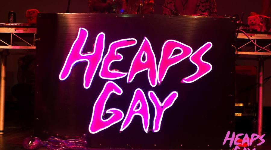 Image courtesy of Heaps Gay
