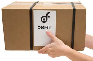 dotFIT to your door