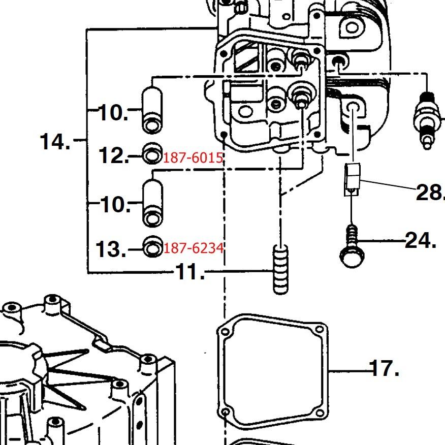 Onan Parts, Original Equipment Parts from Yakima Generator