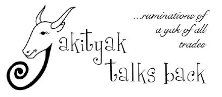 Yakityak Talks Back