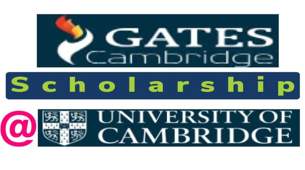 Gates Cambridge Scholarship for foreign students 2021-2022