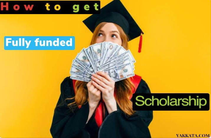 How to get Fully funded scholarship in USA