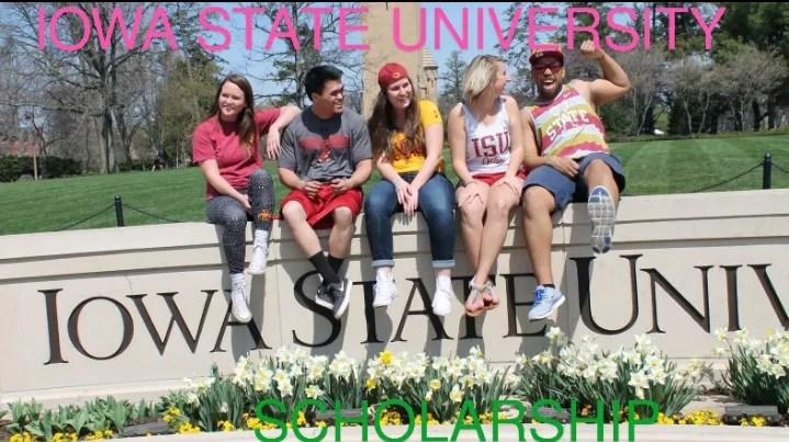 Iowa State University scholarship: 2022-2023 Freshman Merit
