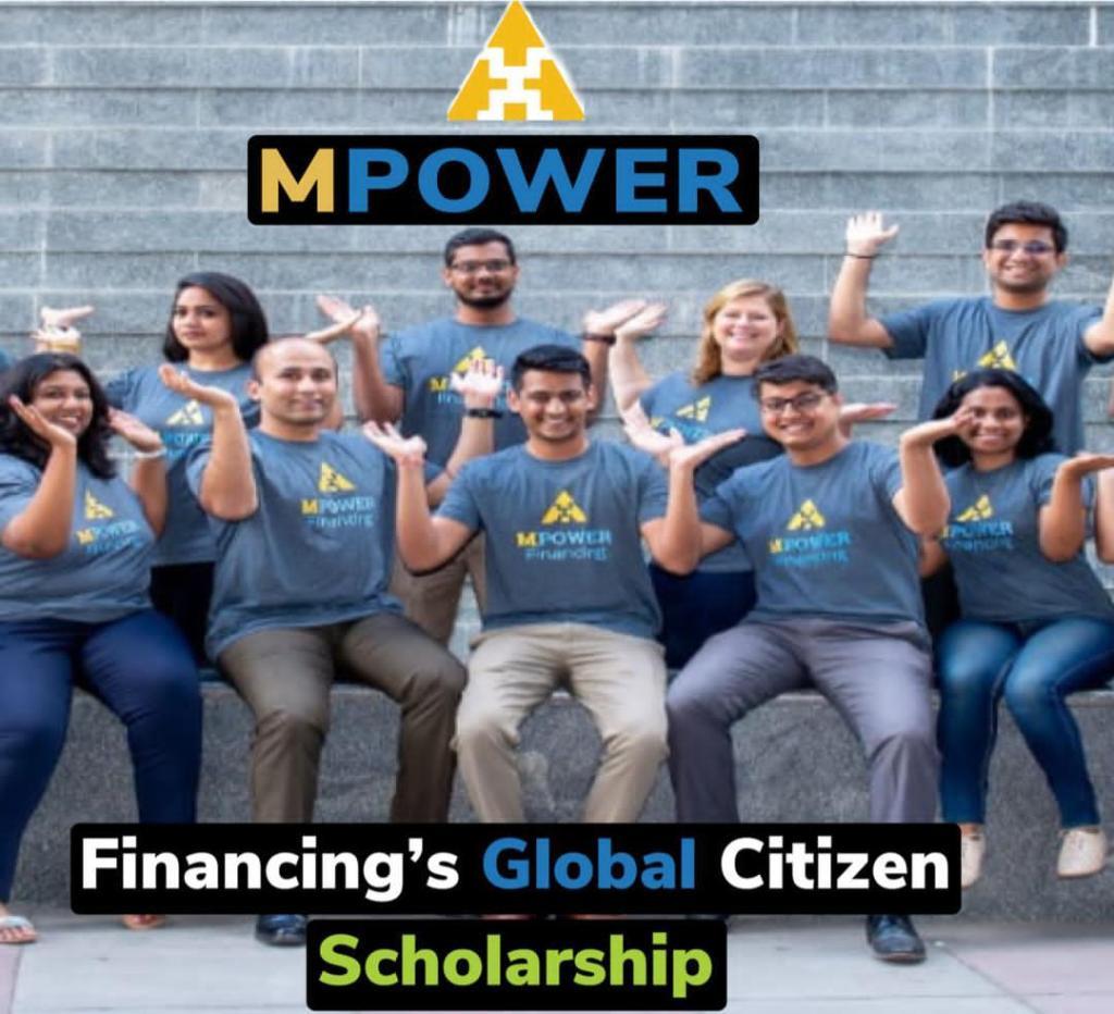 MPOWER financing's Global Citizen Scholarship