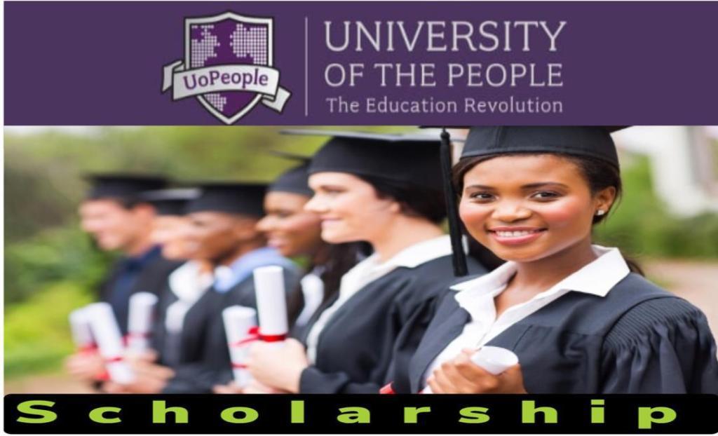 Uopeople scholarship: Tuition-free University 2021-2022
