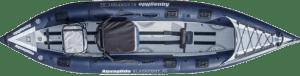 Aquaglide Blackfoot Angler 125 HB Inflatable Kayak