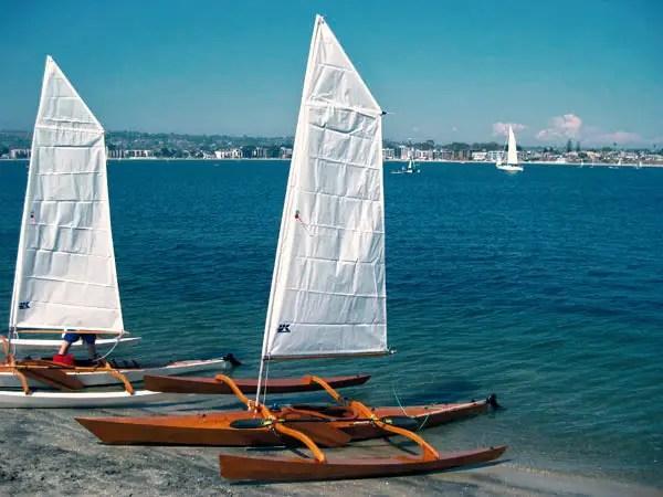CLC Sail Kayak