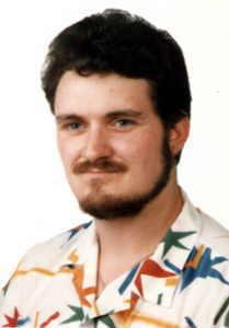 Bewerbungsfoto 1992