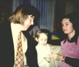 Mit Marion und Burkhardt