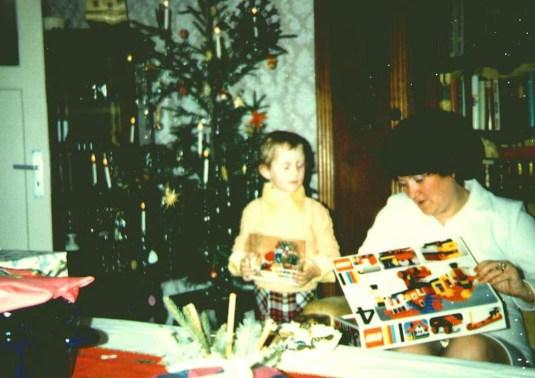 Weihnachten bei Oma Roberty