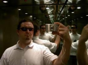 Im Fahrstuhl 2005-10