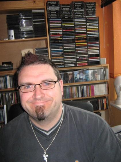 Mein Arbeitszimmer 2009