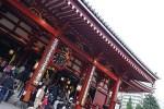 浅草寺の初詣時間2018。参拝時間。混雑する時間帯は?