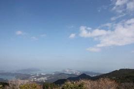 志摩スカイラインは初詣スポットで人気がある場所です。