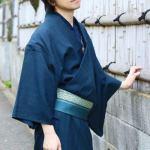 着物の着付け、男性の疑問。長襦袢・袴の着方、帯の結び方
