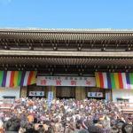 2019年は成田山で初詣!混雑時間、元旦の混み具合は?