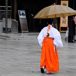 明治神宮は初詣でカップルがデートするのに最適な神社です。