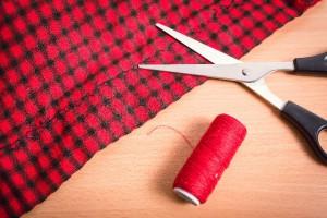 巾着の作り方は正しく覚えて楽しく作りましょう。