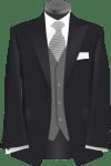 結婚式の服装で男性のおしゃれ術。友人の式で着ていくスーツ選び