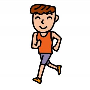 スポーツ中の水分補給について、量や温度、タイミングについて。