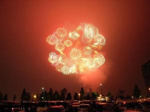 神奈川新聞花火大会の穴場と場所取りのコツについて、調べてみました。