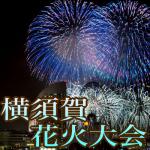 横須賀花火大会の穴場スポット2016。三笠公園、うみかぜ公園ほか