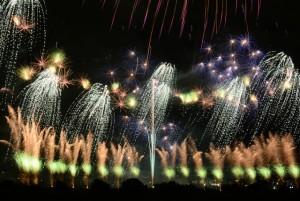 多摩川花火大会の打ち上げ場所と穴場スポットについて調べてみました。