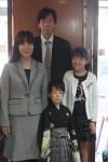 七五三で親の服装。父親は?スーツとネクタイの色。礼服で良い?