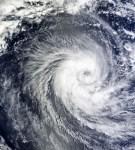 台風一過とは?意味と使い方。気温上昇や夕焼けになる理由とは?