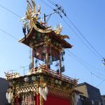 高山祭り2018秋。八幡祭の日程と混雑状況。駐車場と渋滞まとめ