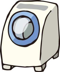 洗濯機が臭い。ドラム式の掃除とニオイ取り方。カビ臭い原因と対策