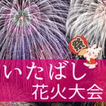 板橋花火大会2018!穴場スポットと場所取りの口コミ体験談あり!