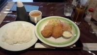 ランチパスポート新宿vol2加盟店「はやしや」で食べた!