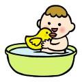 水遊びって赤ちゃんはいつから?注意が必要なおもちゃは?