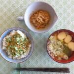 ご飯と味噌汁に納豆をプラスすると…体にいい理由を知ろう!