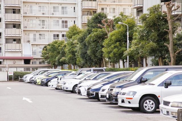 自分のマンションの駐車場に空きが増えた!の意味する問題