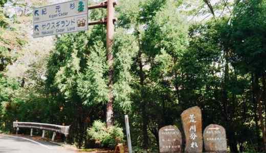 【ヤクスギランド】アクセス方法 バス/レンタカー/タクシー(写真付き道案内あり)