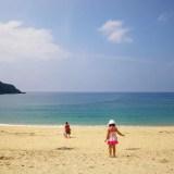 屋久島の海『一湊海水浴場』と『シュノーケルポイント』をご紹介!