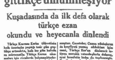 Türkçe Kuran