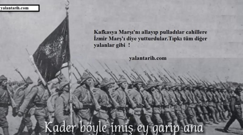 Kafkasya Marşı