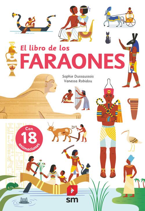 portada el libro de los faraones