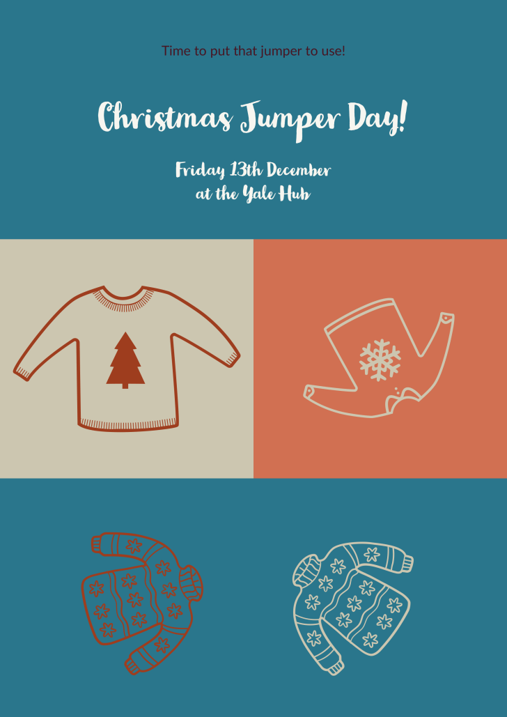 National Christmas Jumper Day - Yale Housing Association Limited