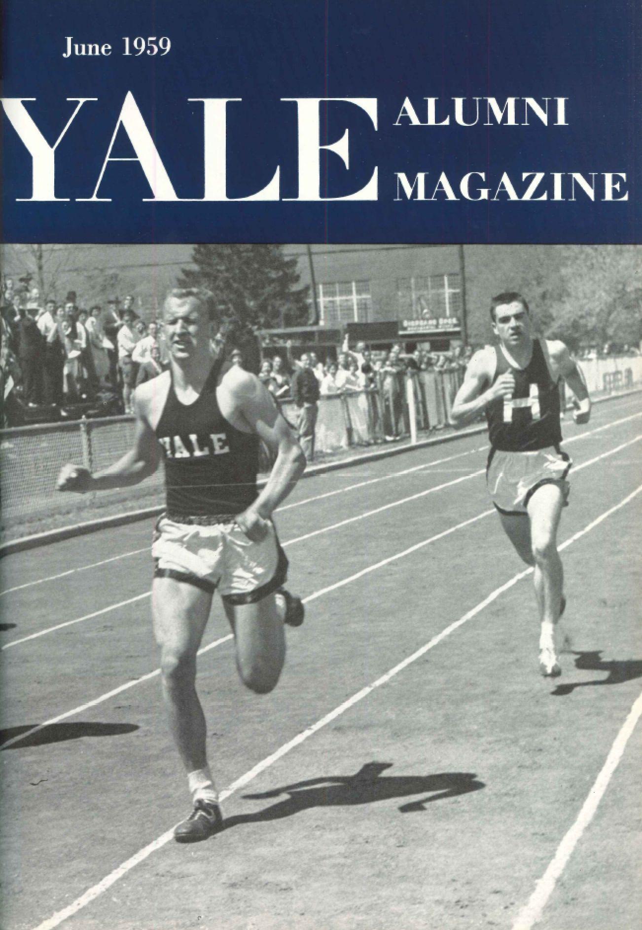 Throwback Thursday Yale will win  Daily Snap  Yale Alumni Magazine