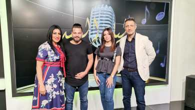 "Photo of الملكة ملاك عبيدات ضيفة برنامج "" يا ليلة العيد "" عبر A one tv"