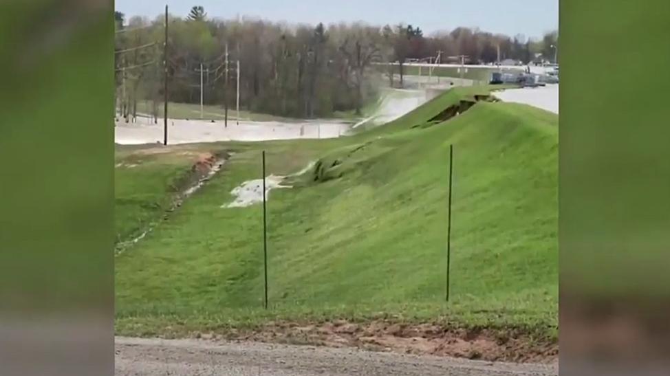 Michigan dam break