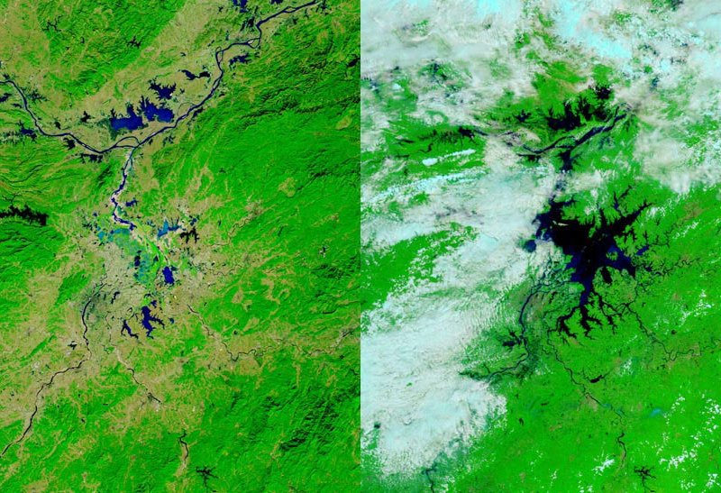 China's largest lake