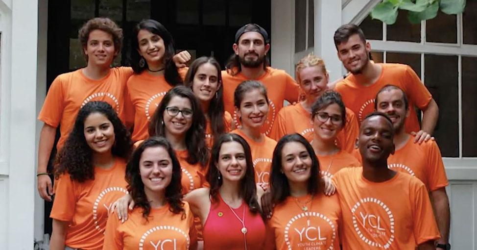 Youth Climate Leaders photo